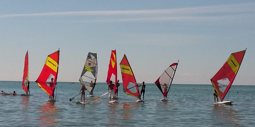 Windsurfschool Boscocanoro